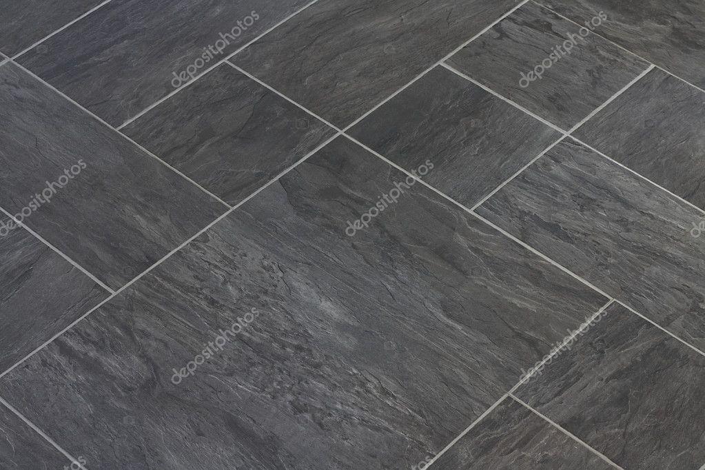 Leisteen steen textuur vinyl tegels van de vloer u2014 stockfoto