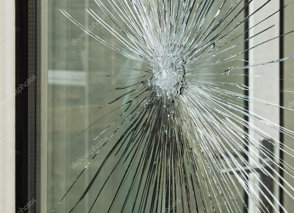 glass window pane textured broken glass window smashed by accident or after break in great for an insurance claim photo stocksolutions pane stock 46987559