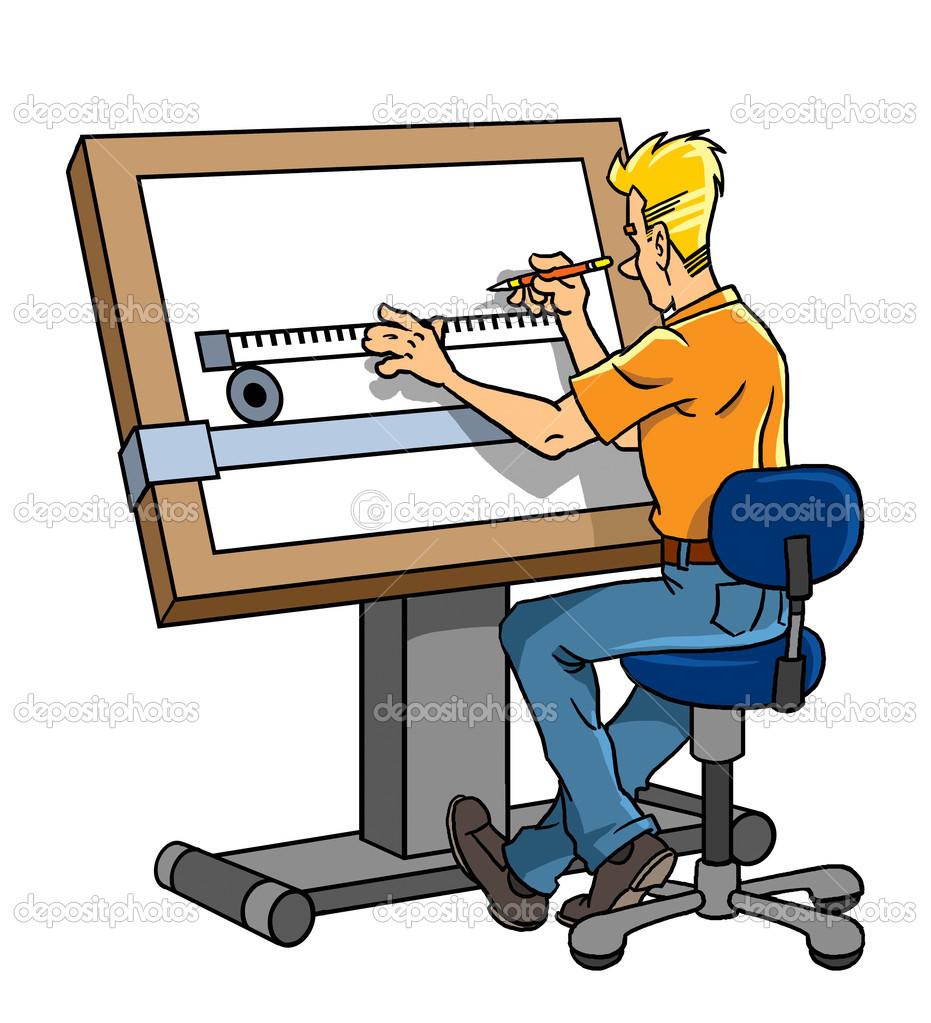Профессия инженер конструктор картинка для детей