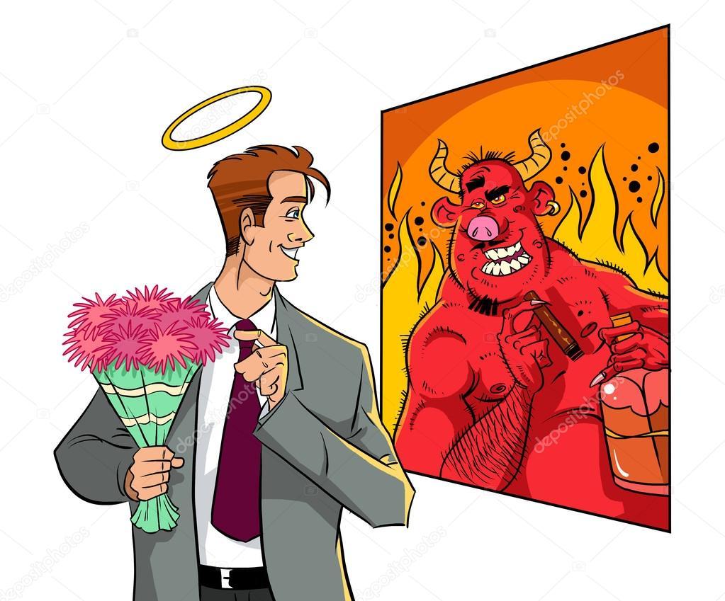 Randki anioła diabła