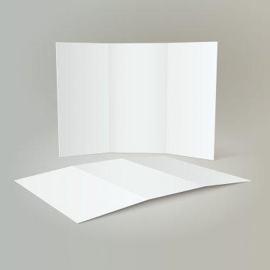 Tri-Fold Mockup & Brochure Design
