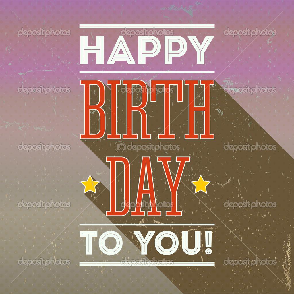 Шрифт для поздравления с днем рождения фото 517
