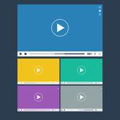 sor lapos video lejátszó, webes és mobil alkalmazások