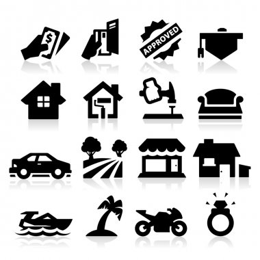 Loan Type icons