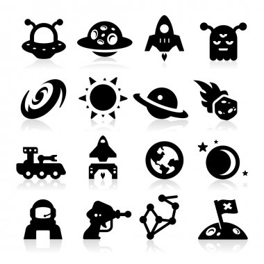 Space Icons two