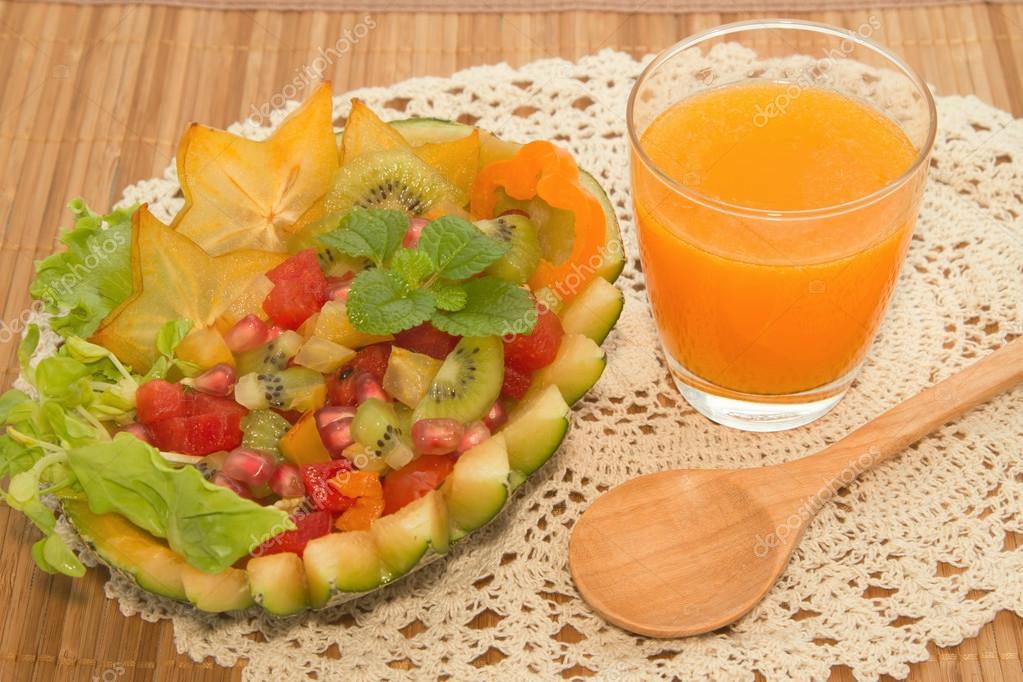 Dieta del jugo de naranja
