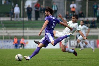 Kaposvar - Ujpest soccer game
