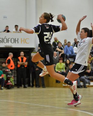 Siofok - Budapest handball match