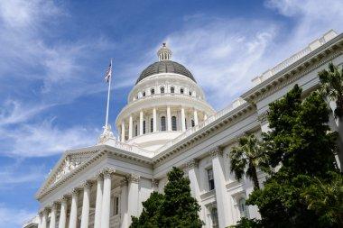 Sacramento Capitol Building of California