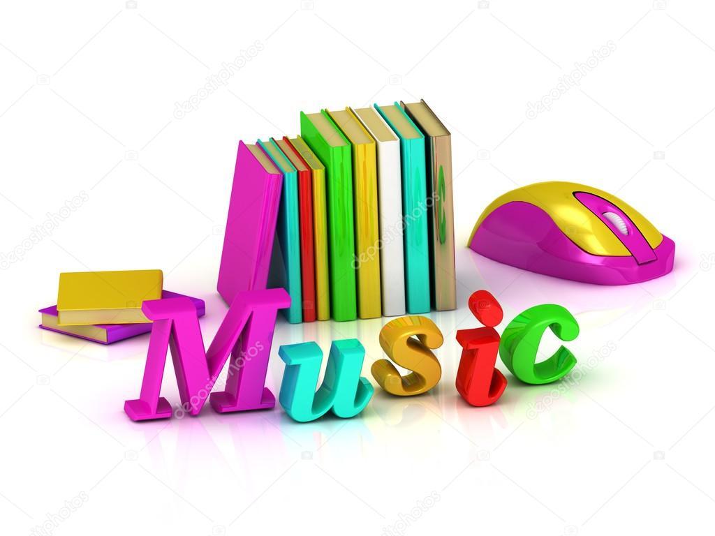 яркая картинка музыка