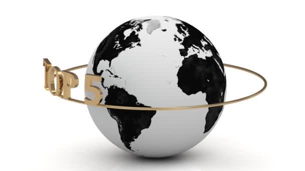 otáčivé kolem země zlata: top 5 na zlatý prsten