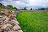 Fotografie Roman colony ruins
