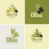 Fotografia olive e olio