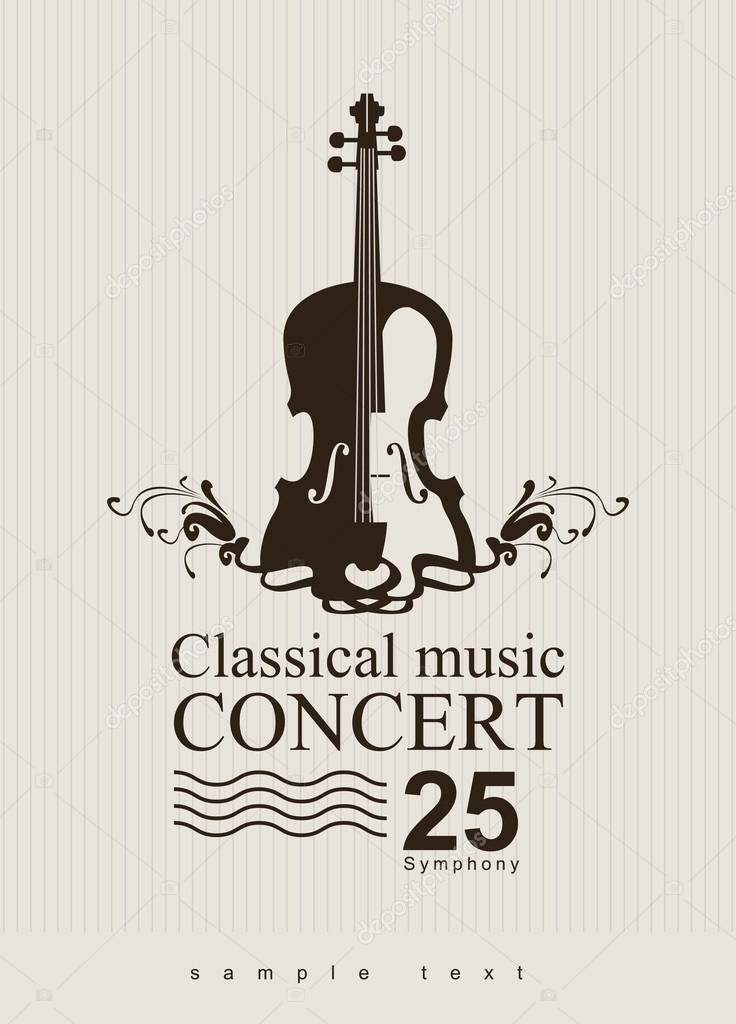 Фон для афиши концерта классической музыки театр на неве официальный сайт афиша на декабрь