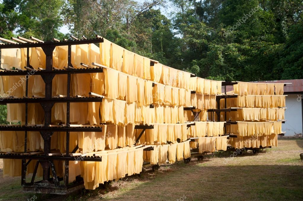 Industries of Thailand Rubber