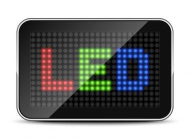 LED Screen Icon
