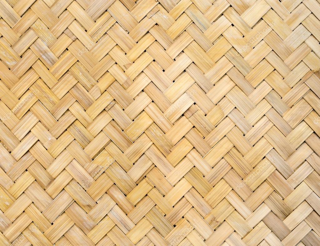 竹编织图案 — 图库照片©boonsom#18445731