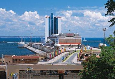 Odessa Marine Station day view