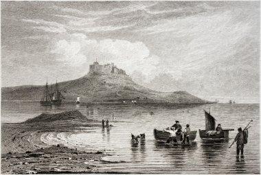 Holy Island Castle