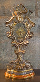 Milán - relikvie svatého kříže - muzeum v cappella portinari