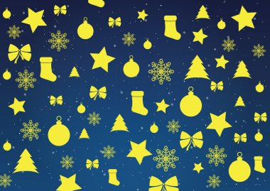 Merry Christmas background,vector