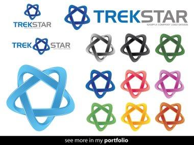 Company Logo Future Digital Star Design