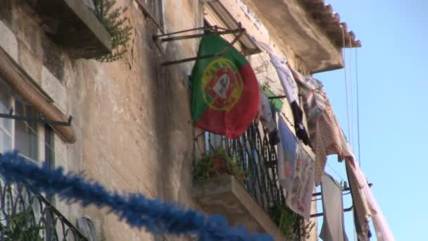 Mosoda és zászló