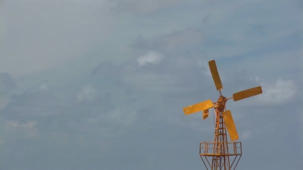 Windmill on Bonaire, Netherlands Antilles