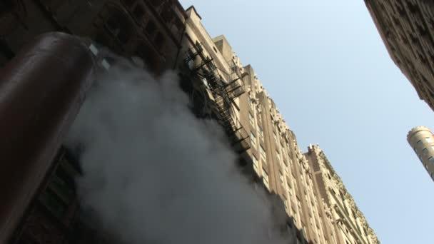 Dampf im Kessel