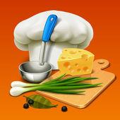 Fotografia icona di cucina