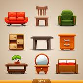 Photo Furniture icons-set 1