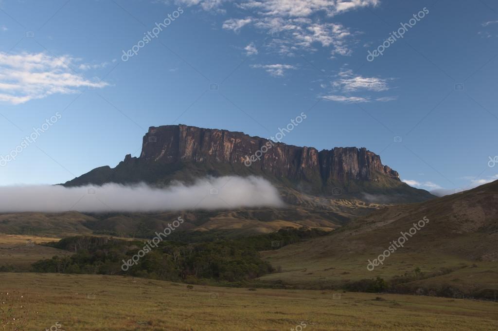 Roraima plateau. Venezuela