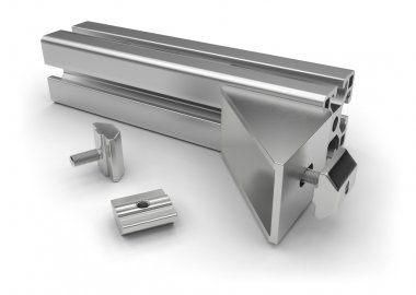 Aluminum profile accessories