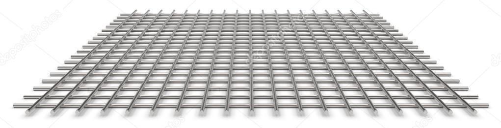 Welded wire mesh — Stock Photo © coddie #36437311