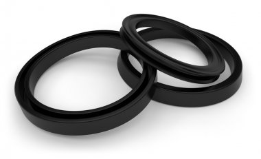 Rubber sealing