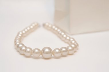 Beads from pearls