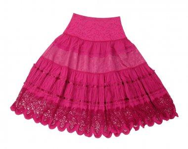 claret skirt