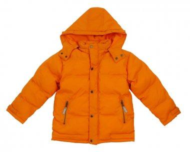 Children jacket stock vector