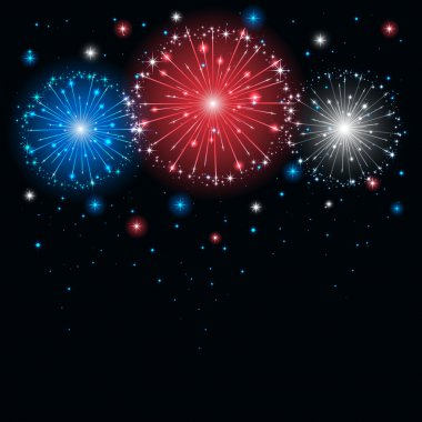 Colored firework