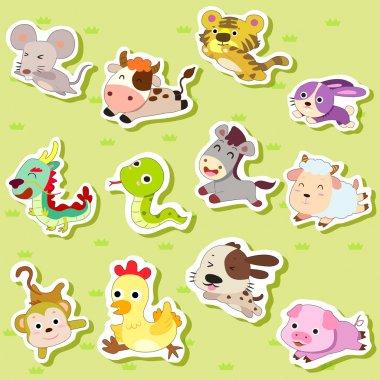 Chinese Zodiac animal04