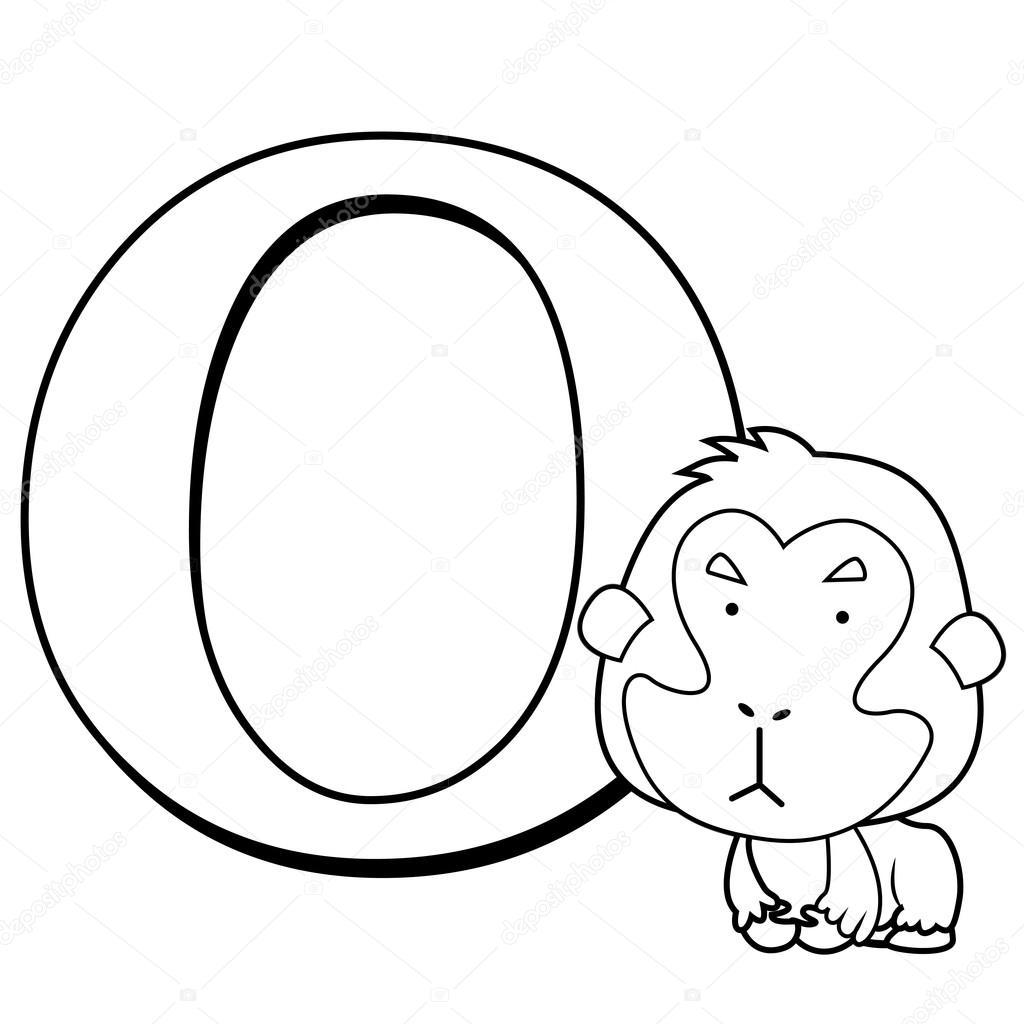 Colorare Alfabeto Per Bambini O Vettoriali Stock Kchungtw 13880216
