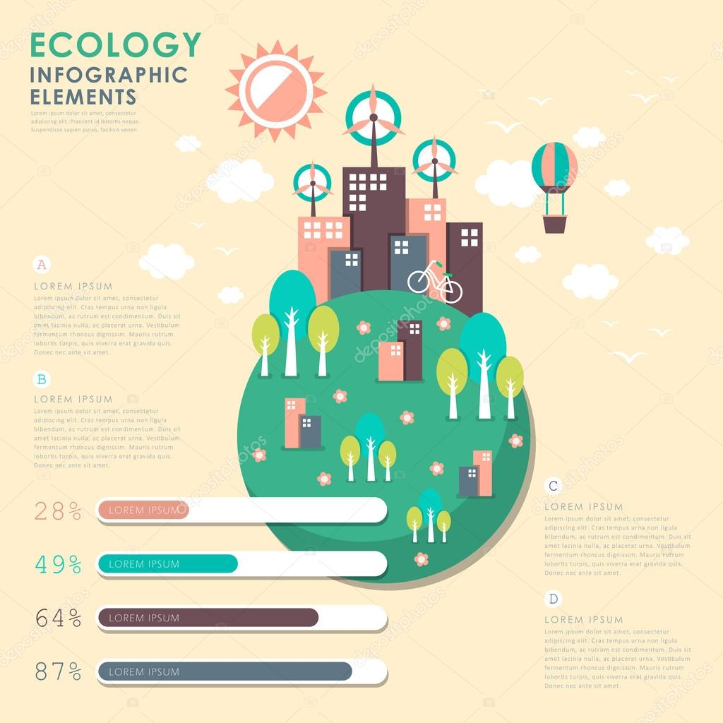 vector illustration infographics elements design