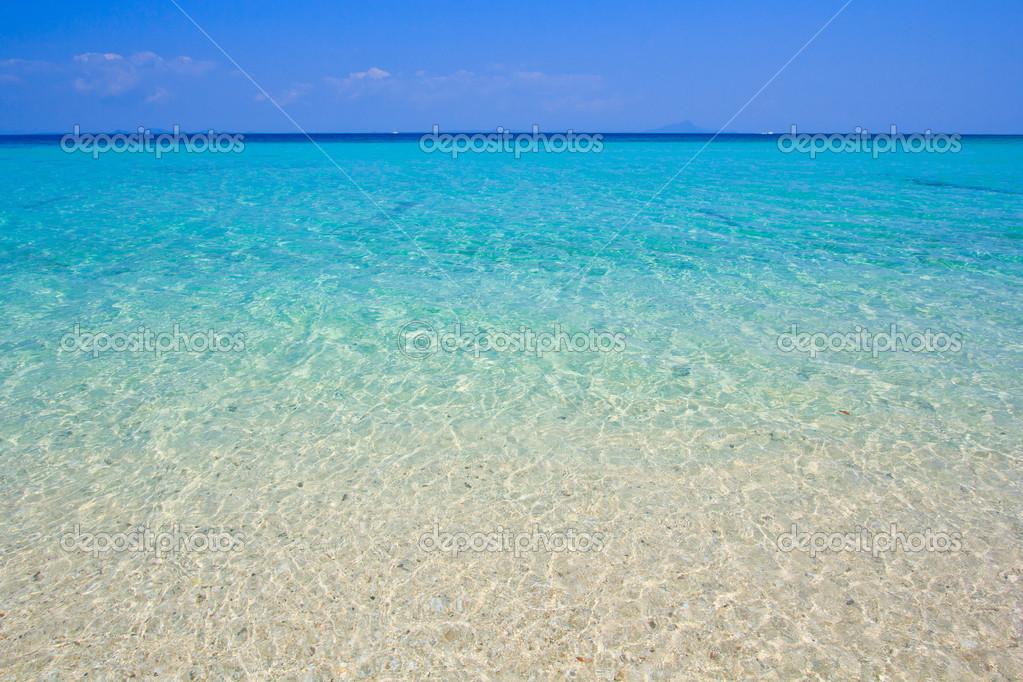 Mare spiaggia e tropicale sabbia di mare thailandia foto - Immagini di spongebob e sabbia ...