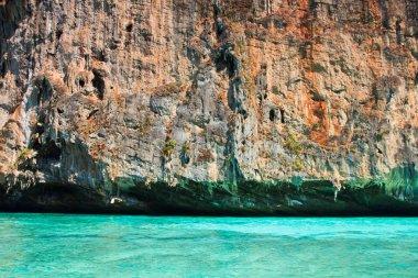 Paradise Phi Phi islands,Andaman Ocean,South Thailand