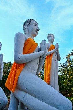 Buddha monument