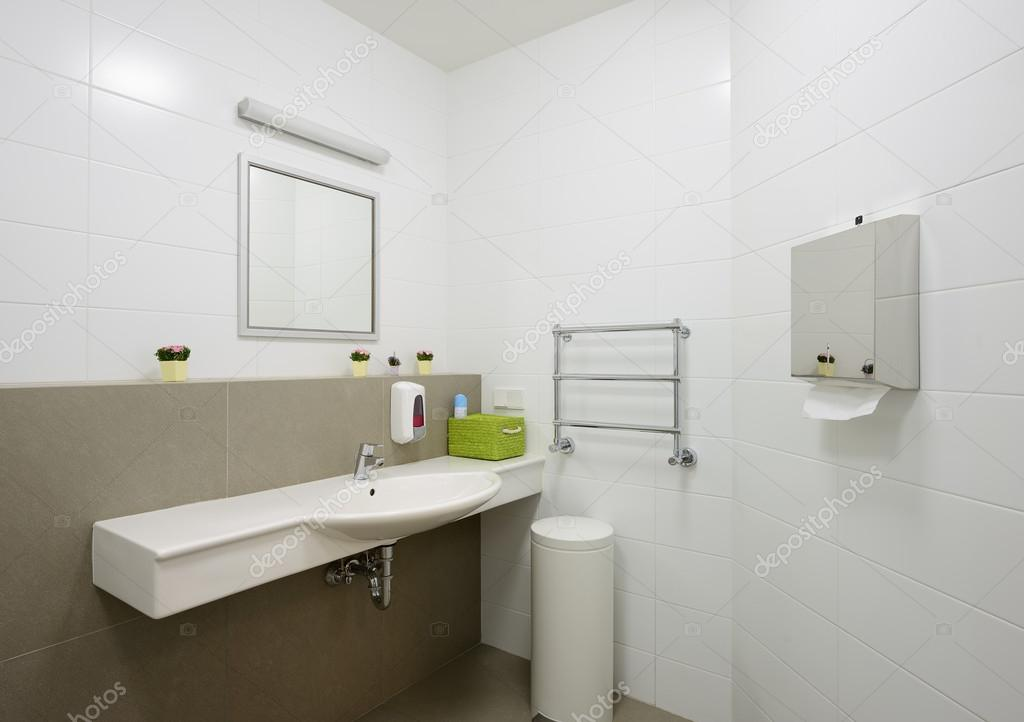 modern interieur. badkamer — Stockfoto © yu_tsai #41642677