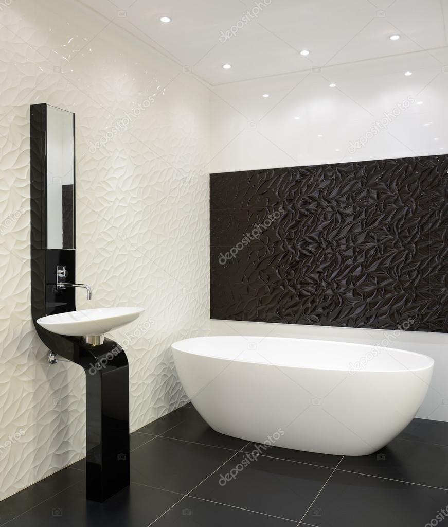 modern interieur. badkamer — Stockfoto © yu_tsai #41706539