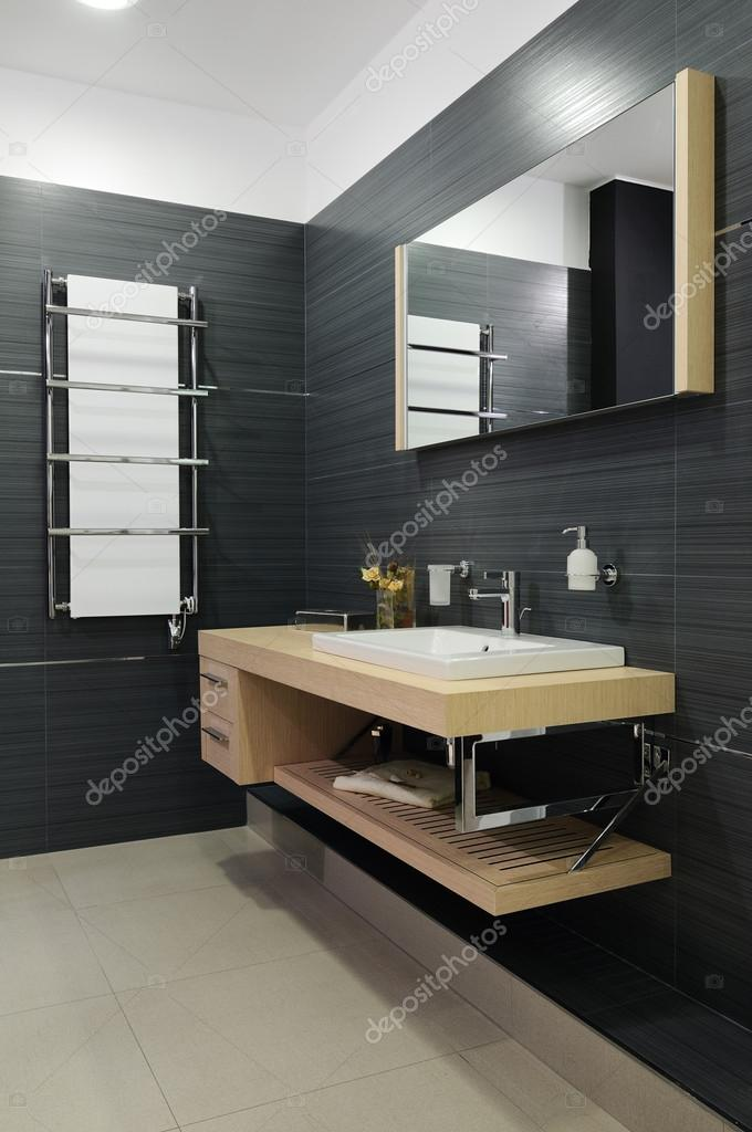 modern interieur. badkamer — Stockfoto © yu_tsai #41998049