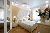 Photo Interior of a luxury bedroom