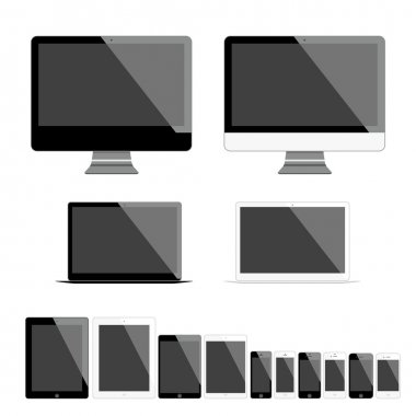 Mobile devices and screens